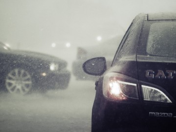 Autoversicherung Unwetter