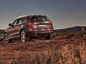 SUVs von Audi und Mercedes