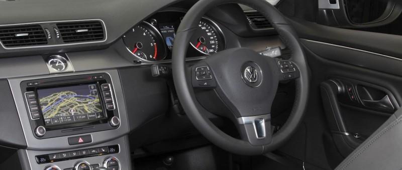VW Innenausstattung