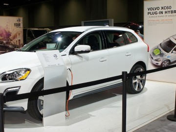 Volvo XC60 Hybrid