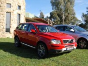 Volvo XC 90 und Audi Q7