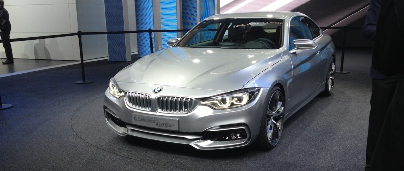 BMW 4 Coupe