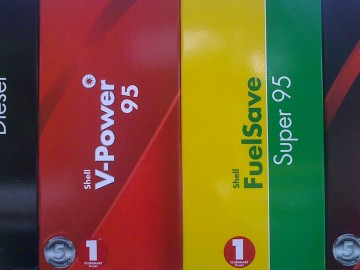 Benzin sparen