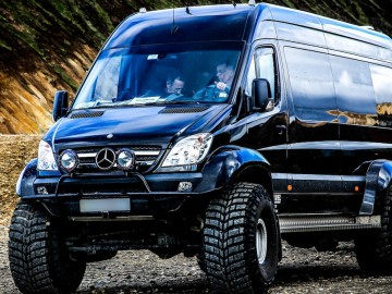 mercedes sprinter 4 4 on road magazin. Black Bedroom Furniture Sets. Home Design Ideas