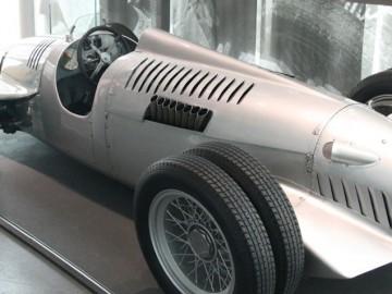 Auto Union Typ C Rennwagen