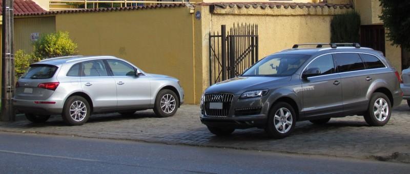 Audi Q-Modelle
